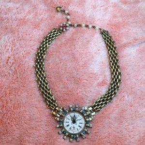 A betsey Johnson necklace